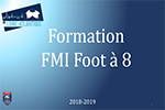 formation FMI foot à 8